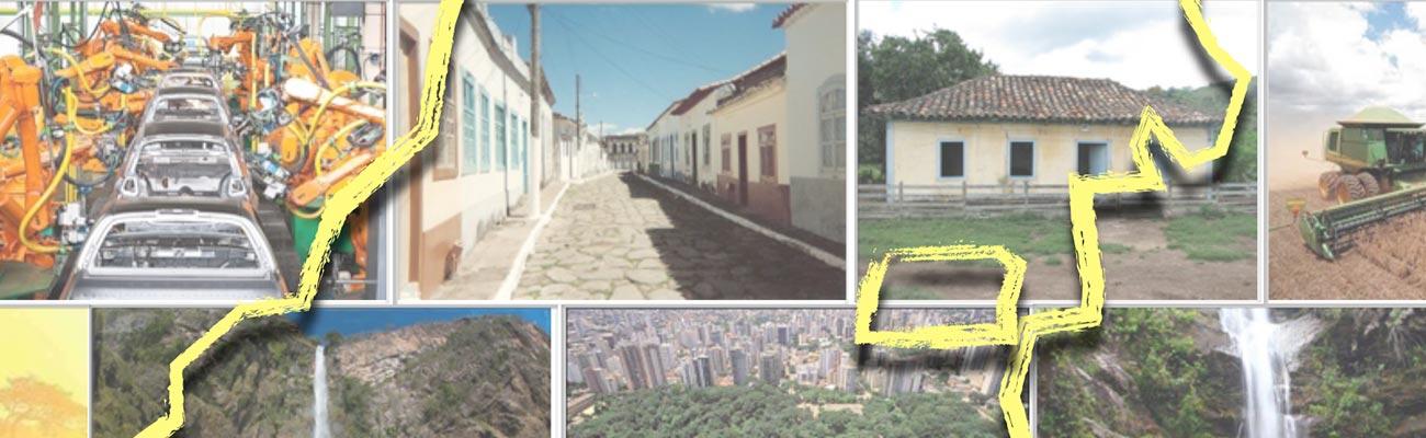 Geografia de Goiás: caracterização e análise do espaço goiano