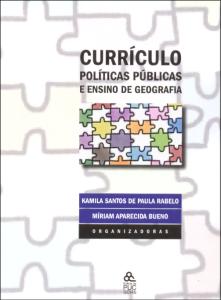 Currículo, Políticas Públicas e Ensino de Geografia
